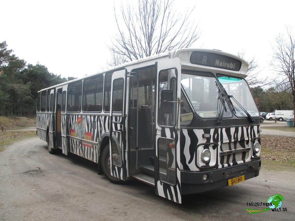 Safaritour - 2018