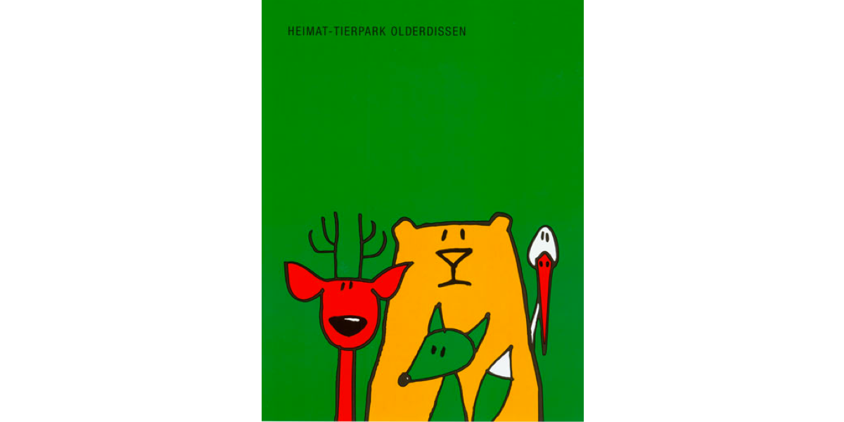 Heimat-Tierpark Olderdissen Logo