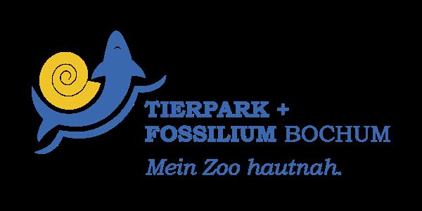 Tierpark + Fossilium Bochum Logo