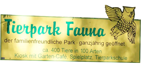 Tierpark Fauna Logo