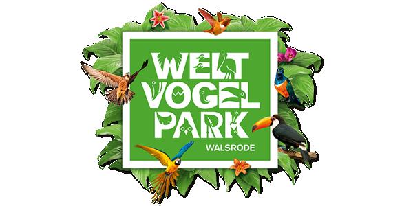 Weltvogelpark Walsrode Logo