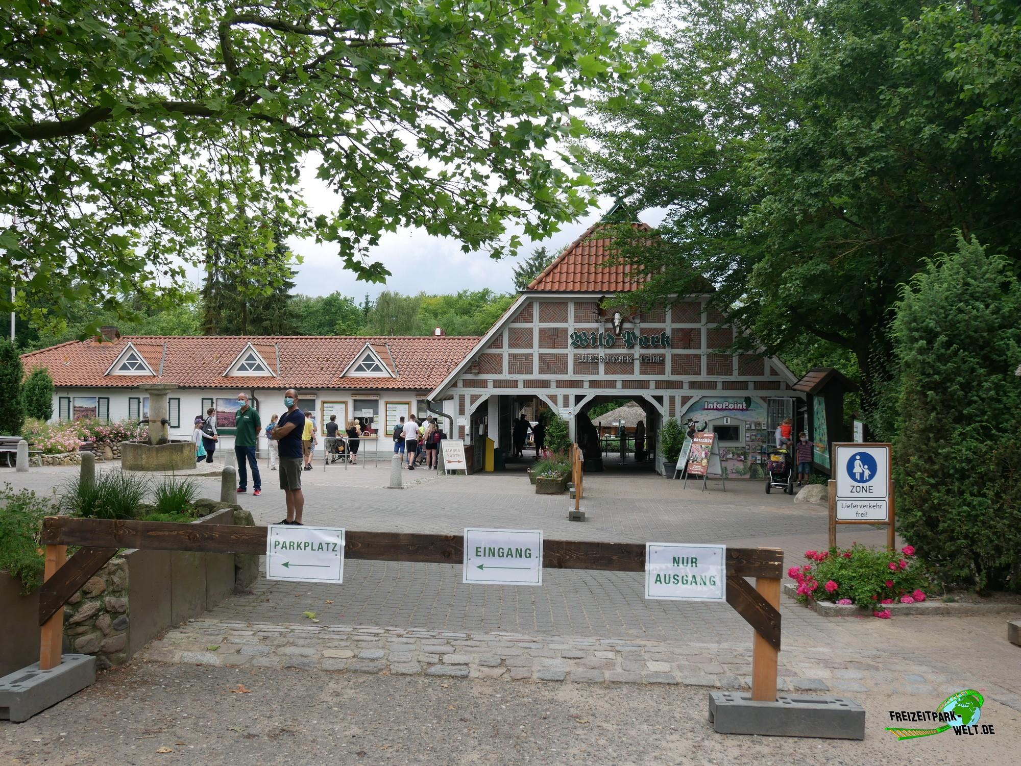 Wildpark lüneburger heide adac