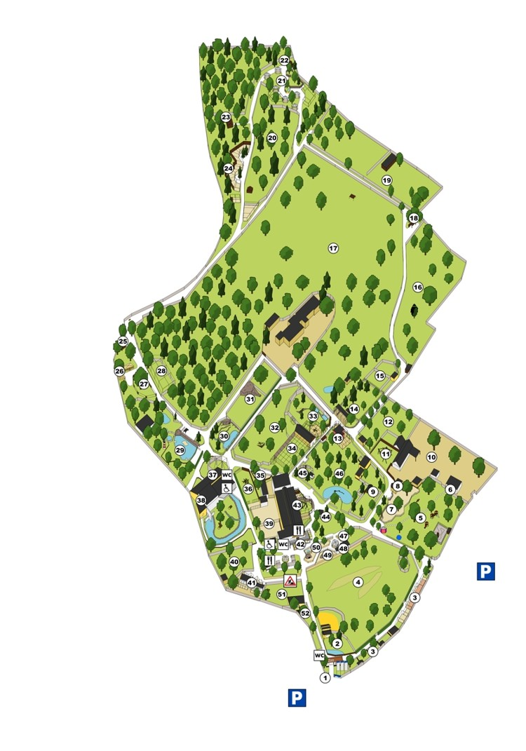 parkmaps parkplan zoo neuwied freizeitpark. Black Bedroom Furniture Sets. Home Design Ideas